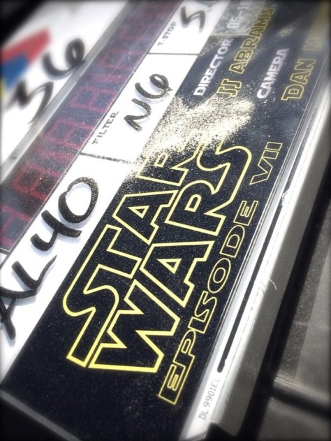 Star Wars Episode VII - It has started!